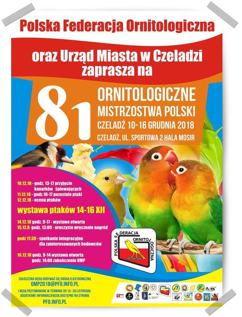 81 Ornitologiczne Mistrzostwa Polski