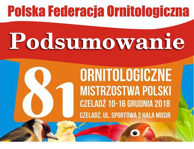Podsumowanie 81. Ornitologicznych Mistrzostw Polski