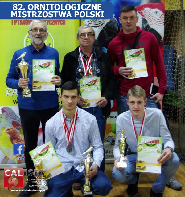 82. Ornitologiczne Mistrzostwa Polski